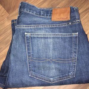 Men's Lucky Brand jeans 121 heritage slim 36 30